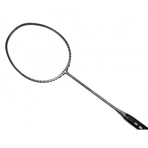 Apacs Badminton Racket nano fusion speed 722 d grey matt