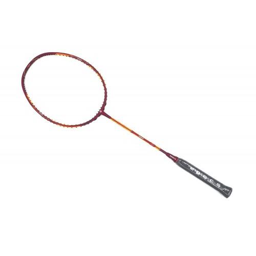 Apacs Badminton Racket DUAL POWER  SPEED RED