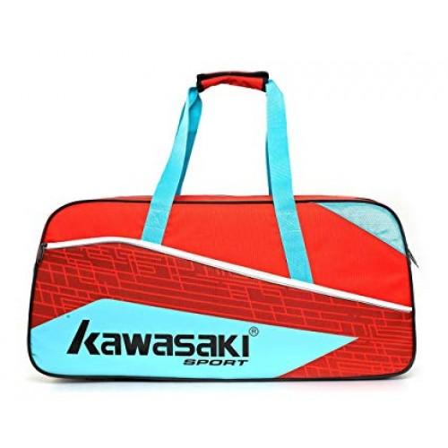 Kawasaki Badminton Kit Bag KBB 8671 Red Blue