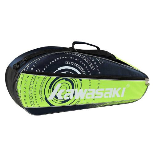 Kawasaki Badminton Kit Bag KBB 8312 Blue Green