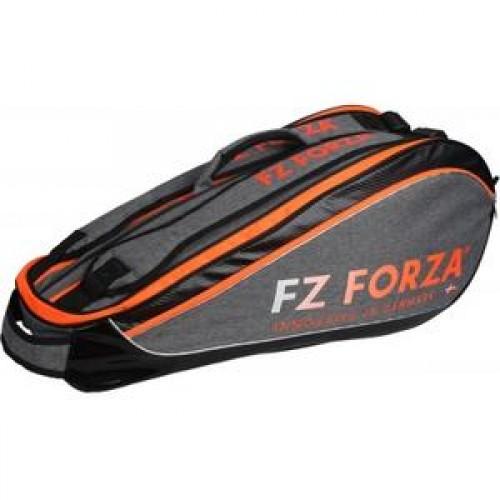Forza Badminton Racket Harrison 6 pcs. racket bag Neon Flame