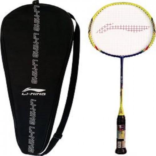 Li-Ning Badminton Racket SK 77 Blue Lime