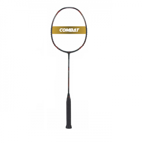Li-Ning Badminton Racket TURBO CHARGING 20 Combat Black Red