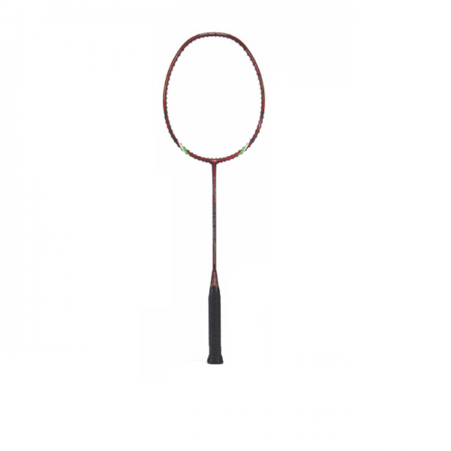 Li-Ning Badminton Racket US 908+ Wine Red