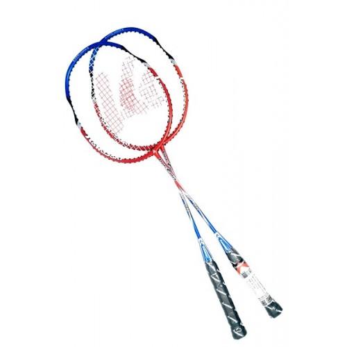 Kawasaki Badminton Racket Up 0136 Red Pair