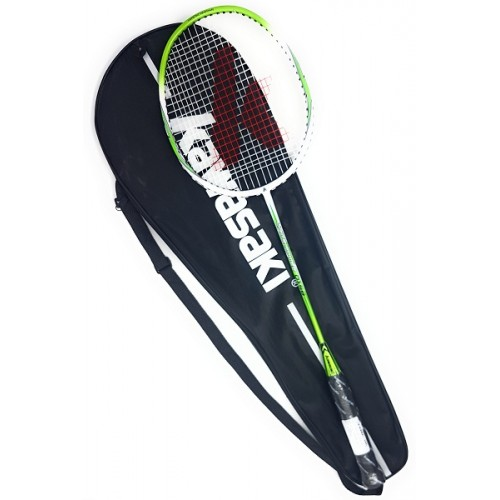 Kawasaki Badminton Racket Up 0158 Green Pair