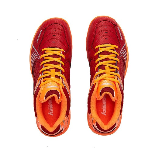 Kawasaki Badminton Shoes  K-071 Red