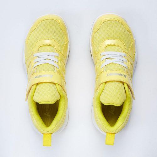 Kawasaki Badminton Shoes KC 15 Yellow