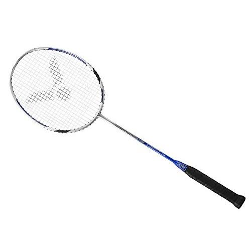 Victor Badminton Racket BRAVE SWORD - 1600 Blue With Ash